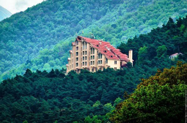 ingush resort